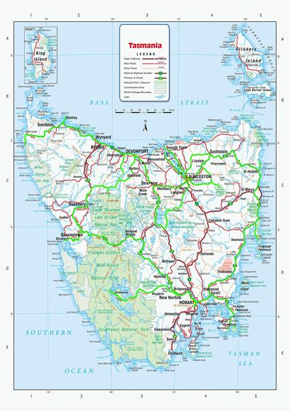 Маршрут путешествия / Фото из Австралии