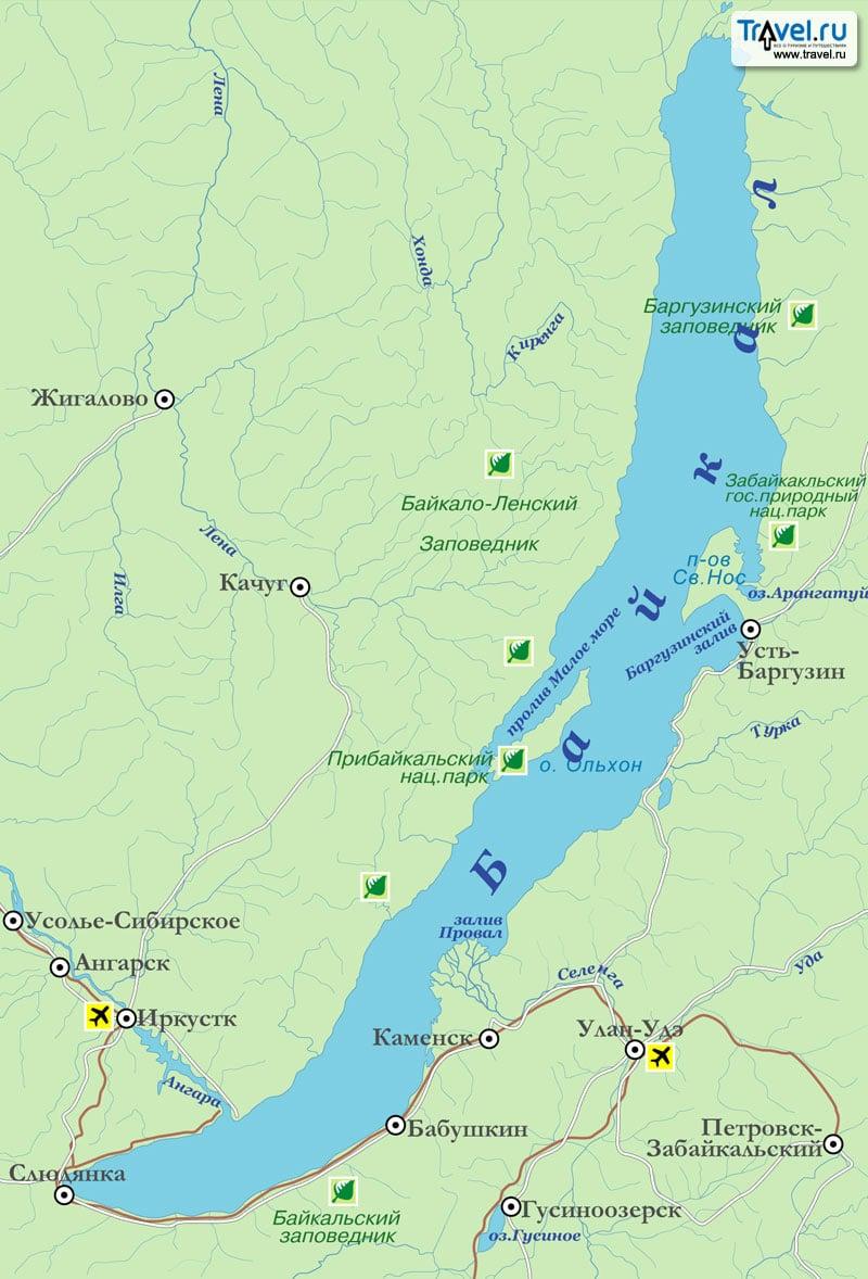 В избранное для ваших блогов: Озеро Байкал.