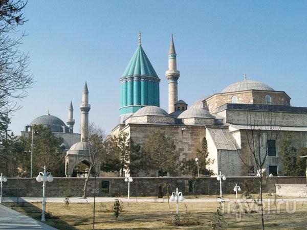 Музейный комплекс Мевляны / Фото из Турции