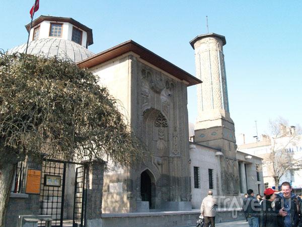 Музей-медресе Индже-Минар / Фото из Турции