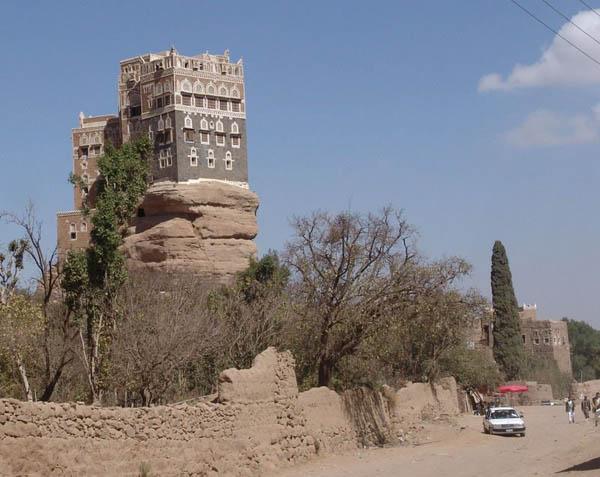 Дар-аль-Хаджар / Фото из Йемена