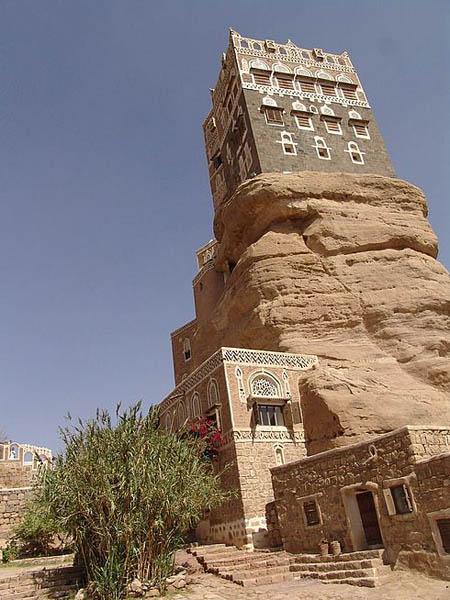 Дворец / Фото из Йемена