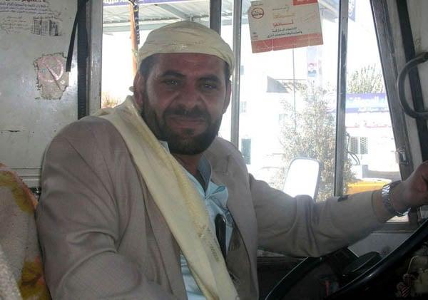 Водитель маршрутки / Фото из Йемена