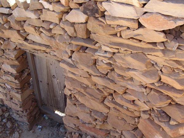 Стены домов / Фото из Йемена