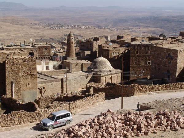 Вид на Тулу / Фото из Йемена