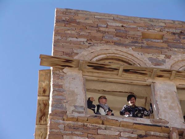 Башня / Фото из Йемена