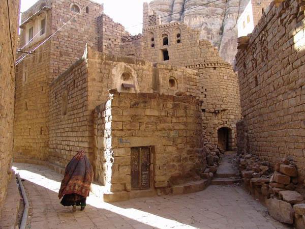 Бабушка / Фото из Йемена