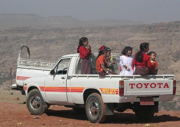 Местные жители / Фото из Йемена