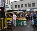Зеленной рынок в центре Кройдона / Великобритания