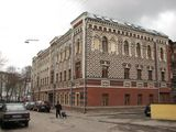 один из домов Константинопольского патриаршего подворья / Россия
