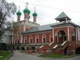 Преподобного Сергия Радонежского храм / Россия