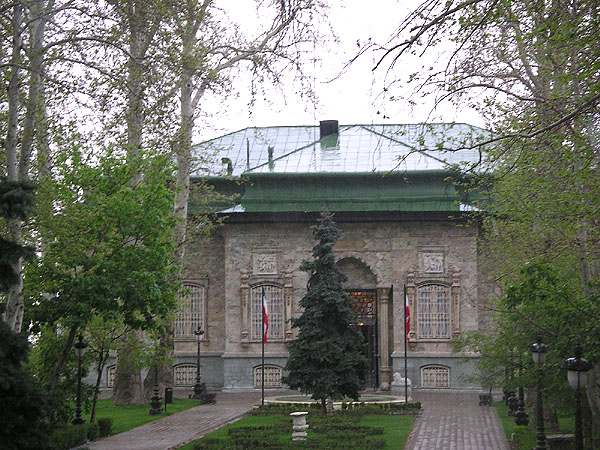 Green Palace / Фото из Ирана