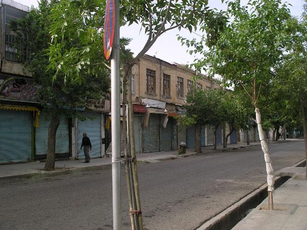 Пятница в исламской стране / Фото из Ирана