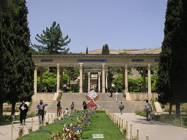 Мемориал Хафиза / Фото из Ирана