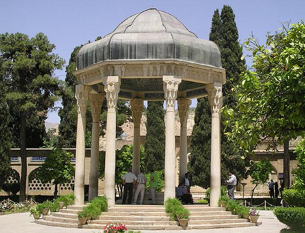 Гробница Хафиза / Фото из Ирана