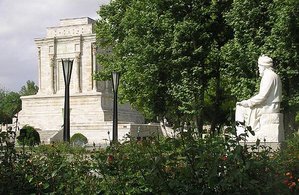 Мемориал поэта Фирдоуси в Тусе / Фото из Иpана