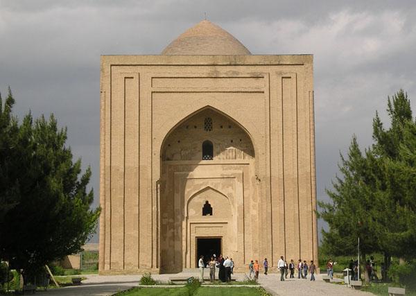 Медресе Boq'e-ye Hordokieh' / Фото из Иpана