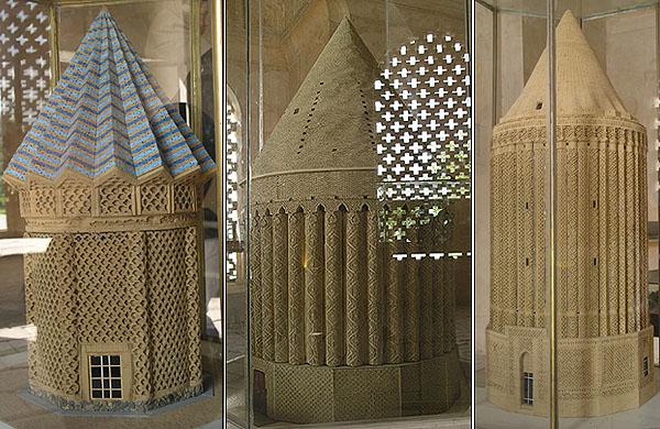 Башни на Шелковом пути / Фото из Иpана