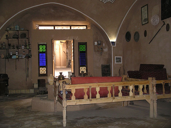 Традиционная чайхана / Фото из Ирана