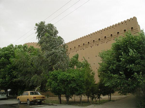 Крепость львов в Йезде / Фото из Ирана