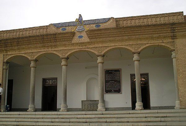 Атешкадех - хранилище вечного огня, привезенного в Йезд из Индии / Фото из Ирана