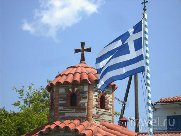 В Греции всё есть / Фото из Греции
