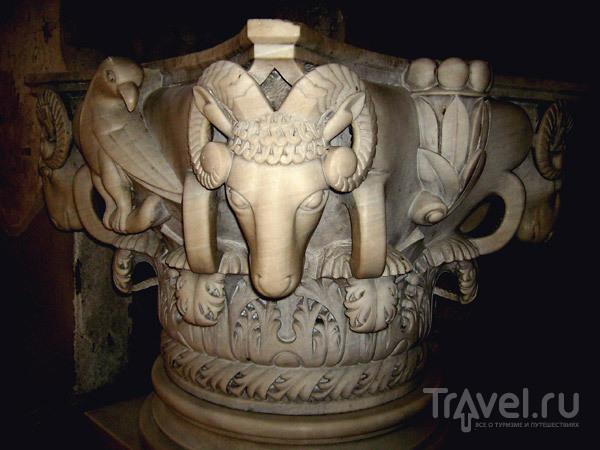 Античное наследие - буквально на каждом шагу / Фото из Греции