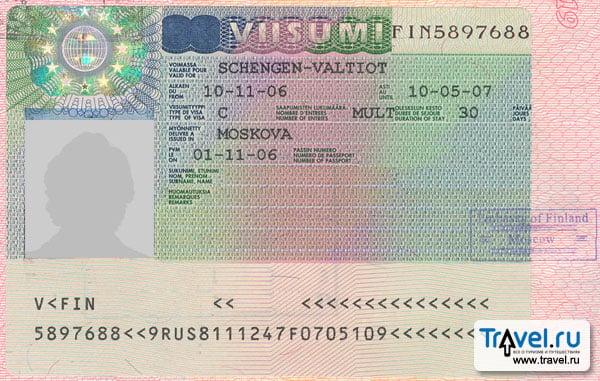 Шенгенская виза: вопросы и ответы