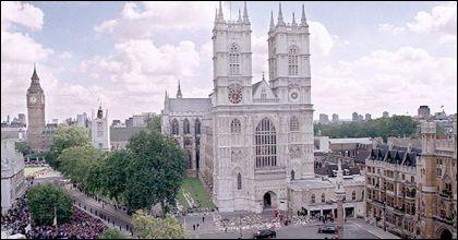 Вестминстерское аббатство, ©BBC