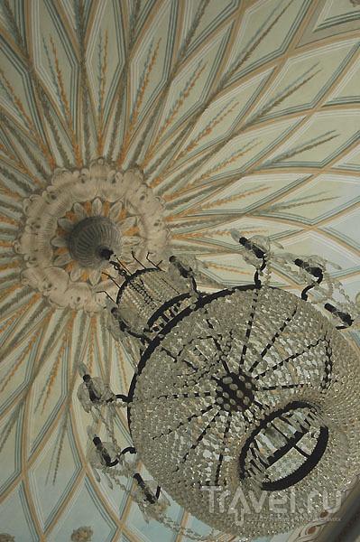 Потолок одной из комнат в Нойхарденберге / Фото из Германии