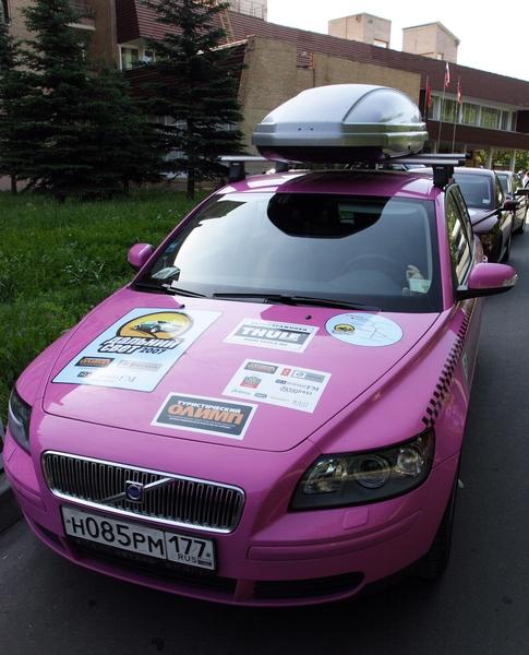 'Розовые карамельки' / Фото из Финляндии