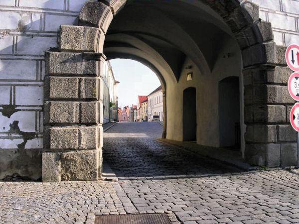 Городские ворота / Фото из Чехии