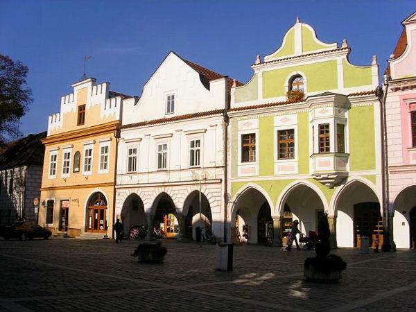 Город / Фото из Чехии