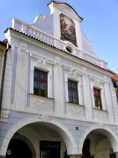Фасады / Фото из Чехии