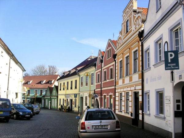 Улочки города / Фото из Чехии