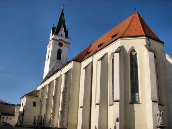 Собор Святого Жиля (Илии) / Фото из Чехии