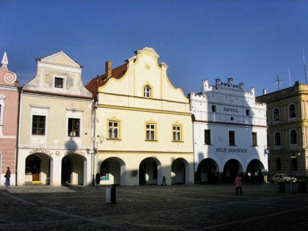 Отель 'Билый конечек' / Фото из Чехии