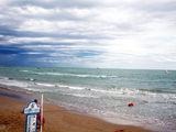 Пляж San Benedetto del Tronto и море