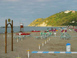 Пляж Gabicce Mare