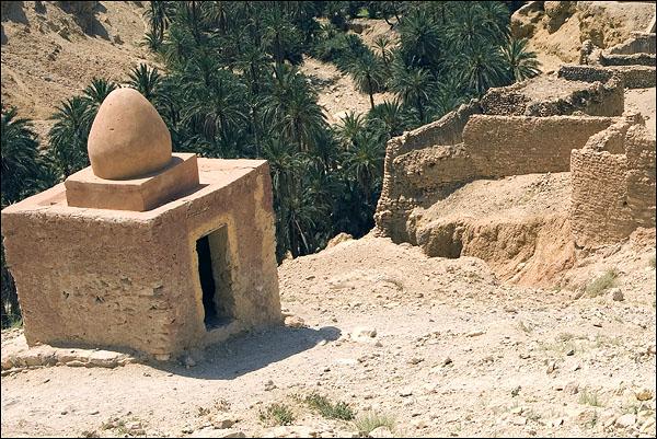 Развалины древнего города / Фото из Туниса