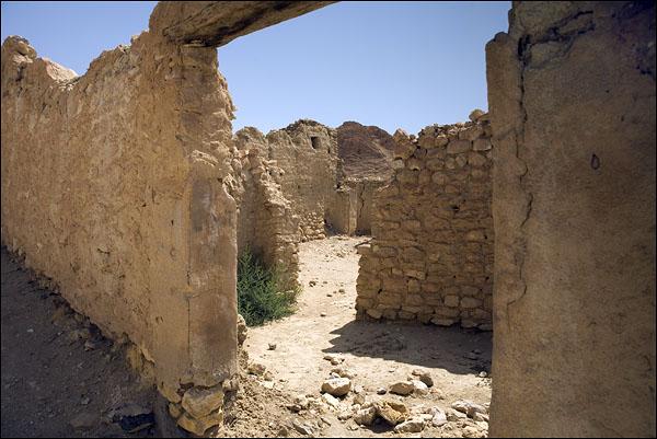 Здесь размещался римский военный лагерь / Фото из Туниса