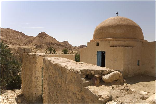 Марабут / Фото из Туниса