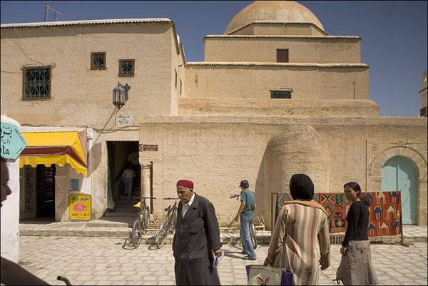 Башня Баррута / Фото из Туниса