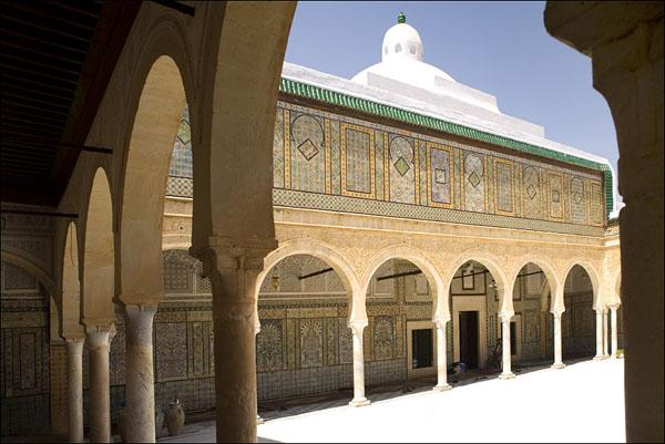 Завия Брадобрея / Фото из Туниса
