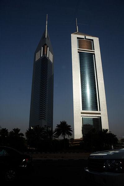 Небоскребы - визитная карточка Дубая / Фото из ОАЭ