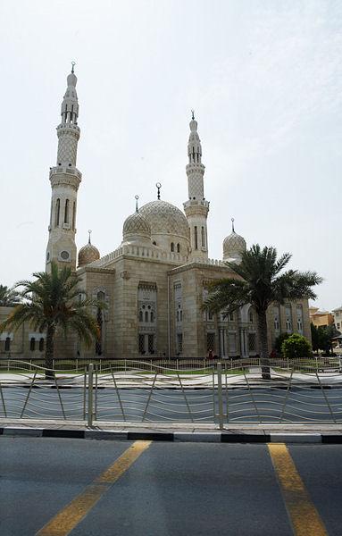 Только мечеть в районе Джумейра открыта для туристов / Фото из ОАЭ