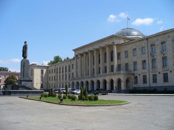 Памятник Сталину / Фото из Грузии