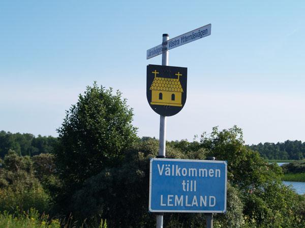 Добро пожаловать в Лемланд / Фото из Финляндии