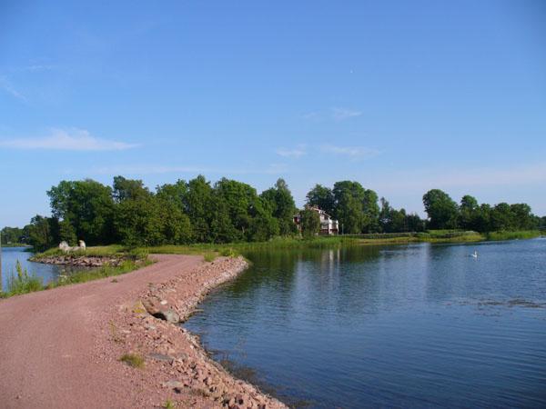 Типичный аландский пейзаж / Фото из Финляндии