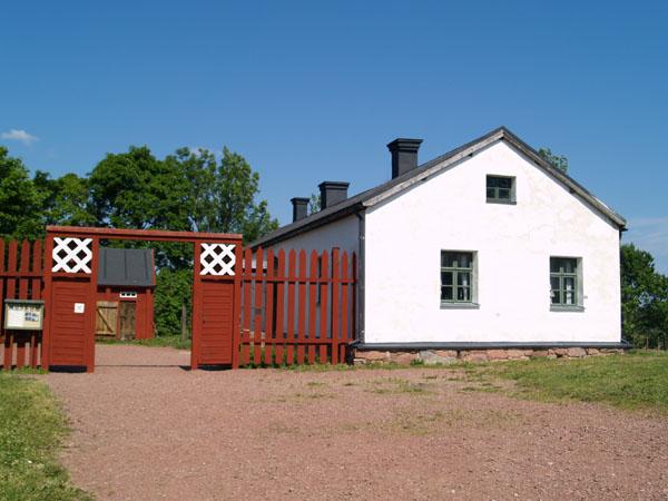 Музей-тюрьма Vita Björn / Фото из Финляндии